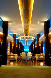 Lobby Look of Aston Luwuk Hotel & Conference Centre
