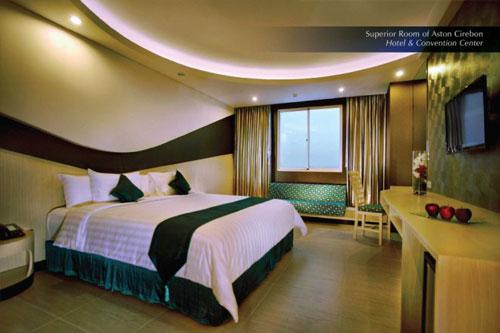 Superior Room of Aston Cirebon Hotel & Convention Center